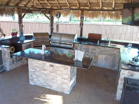 outdoor kitchen builder houston outdoor design