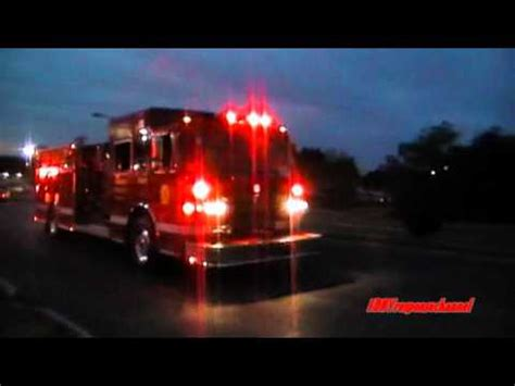 truck lights and sirens units leaving 2012 truck spectacular with lights and