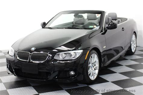 2012 Bmw 335i Convertible by 2012 Used Bmw 3 Series Certified 335i M Sport Convertible