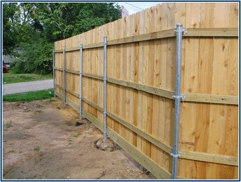 Awesome Cost To Build A Wood Fence