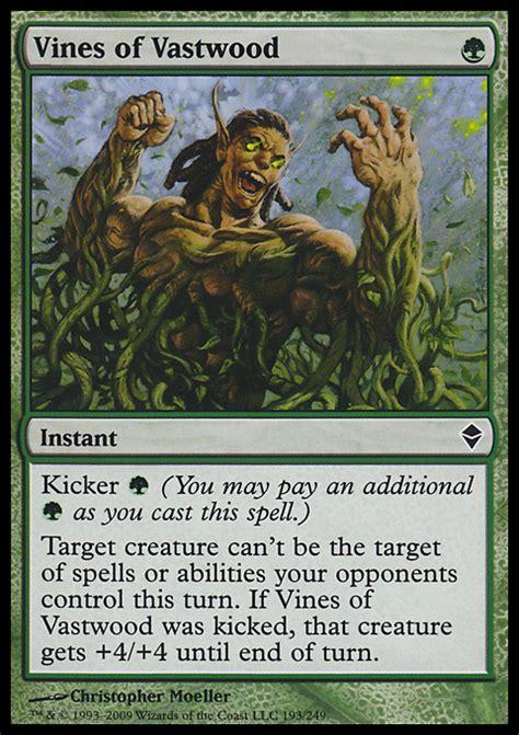 Mtg Precursor Golem Deck by Vines Of Vastwood Magic The Gathering Card Info