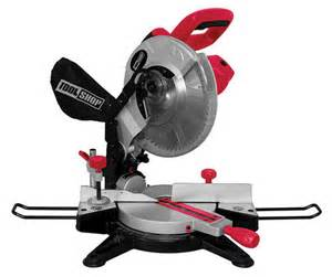 10 quot tool shop 174 compound miter saw at menards 174
