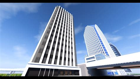 Construction D'un Gratteciel Dans Ma Ville Moderne
