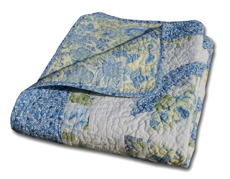 Greenland Home Fashions Forever Quilted Cotton Throw