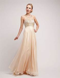 Champagne Prom Dresses | Dressed Up Girl