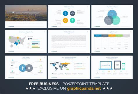 business powerpoint template  louis twelve  behance