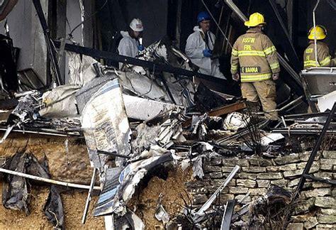 vernon hunter identified  victim  plane crash  irs