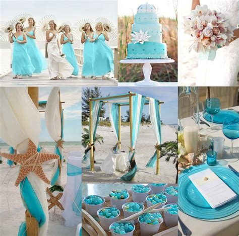 beach wedding theme centerpieces