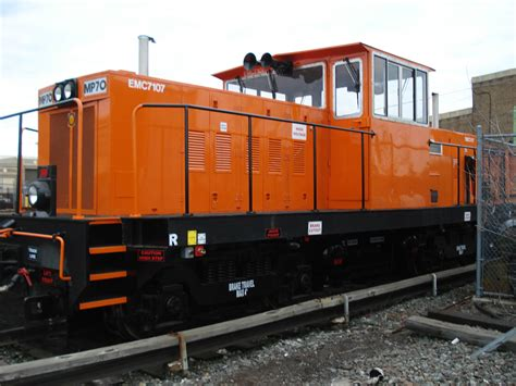 manufactured  ton ge locomotive motive power