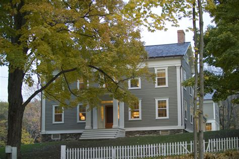 Most Popular Living Room Paint Colors 2014 by Hudson Valley Farmhouse Farmhouse Exterior New York