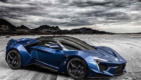 exotic cars   arabianbusinesscom