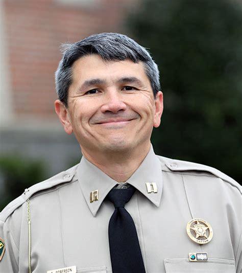 roberson announces intent run sheriff local news