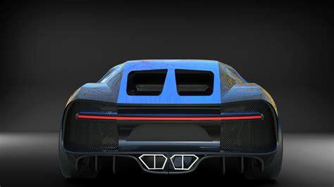 3d bugatti racing aug 22nd, 2015. race BUGATTI CHIRON 3D   CGTrader