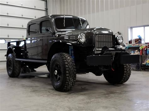 1957 Dodge Power Wagon For Sale #2216468