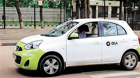 You Can Now Book Ola Cab On Irctc Website And Mobile App