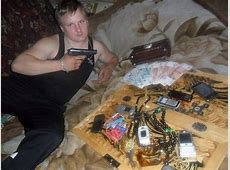 Meet These Badass! Some Russian Gangsters Who Are Obsessed
