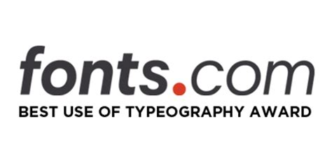 Best Fonts For Web Pages Horizon Interactive Awards News Web Award