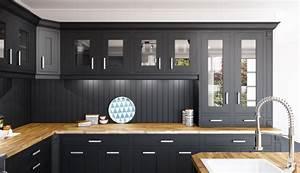 Meuble Style Campagne Chic : inspirations pour une cuisine dans un style maison de campagne chic charles rema fabricant ~ Farleysfitness.com Idées de Décoration