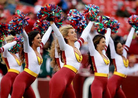 column  nfl banning cheerleaders