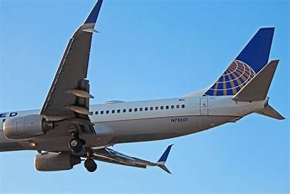 United 737 Boeing 800 Airlines Continental