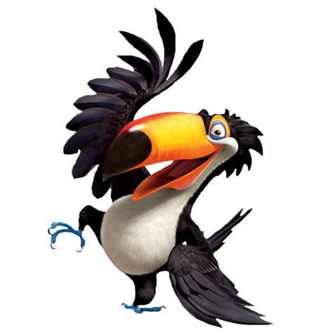 animal heroes cartoon icon set