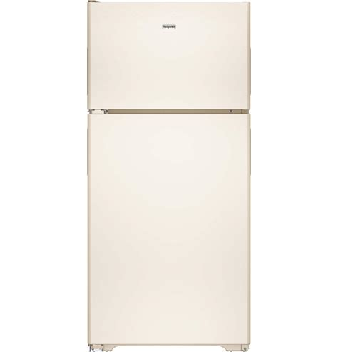 Hotpoint 14.6 cu. ft. Recessed Handle Top Freezer