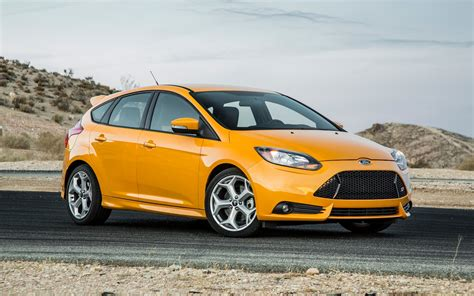 2013 Ford Focus St First Test