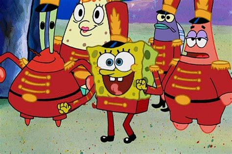 Spongebob Squarepants Set To
