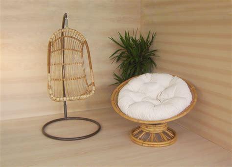 Sedia Sospesa Esterno : Produzione Sede A Dondolo In Bambu E Rattan
