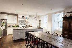 Landhauskuchen modern ideen ideentop for Moderne landhausküche