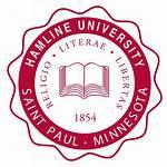 Hamline Seal Svg University Pipers Wikipedia