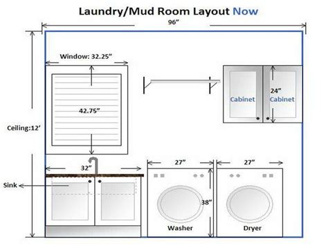 8x8 Bathroom With Washer Dryer Layout by Laundry Room Layout Idea Reversed Drying Rack Over Dryer