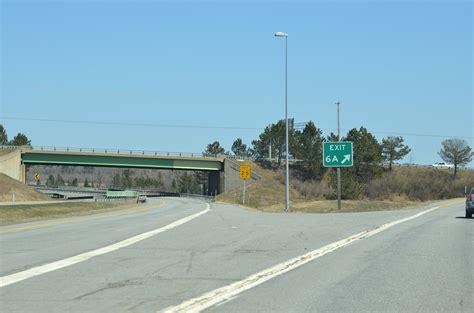 interstate  aaroads maine