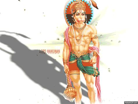 Lord Hanuman Animated Wallpapers - animated lord hanuman wallpapers and gif