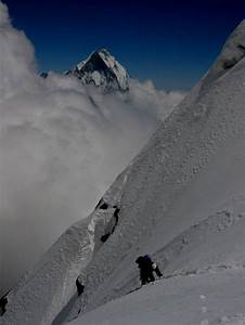 Annapurna 2004 lead by Piotr Pustelnik Picture show