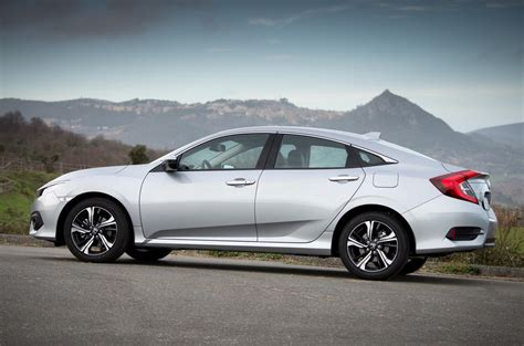 Honda Civic Saloon To Go On Sale In August, Priced From £