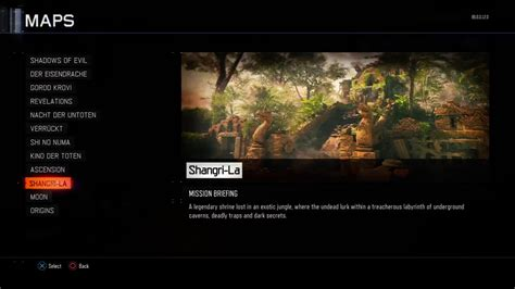 maps ops zombies zombie bo3 chronicles dlc order