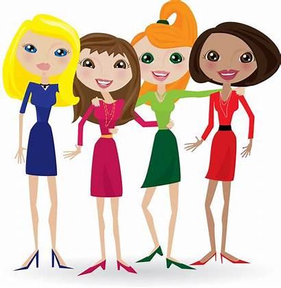 Girlfriends Having Key Friends Clip Four Friendship