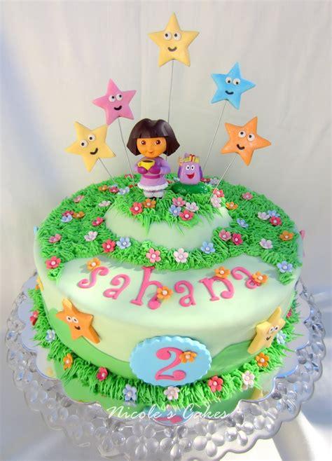 dora cakes decoration ideas  birthday cakes