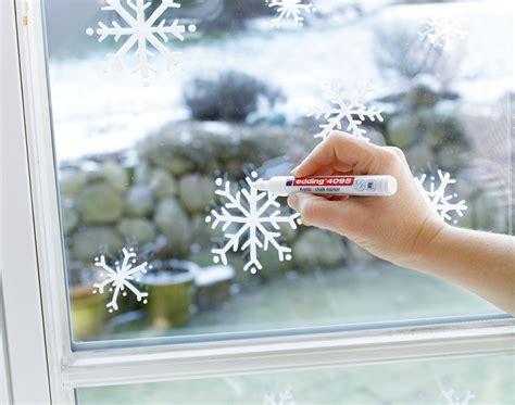 Fensterdeko Weihnachten Falten by Fensterdekoration Im Advent Basteln Selbst De