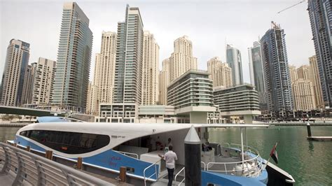 Ferry Boat Dubai by New Ferry Services And Stations To Launch In Dubai The