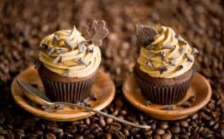 coffee chocolate cupcake