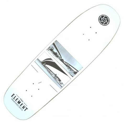 Barbee Skate Deck by Element Skateboards Barbee Perspective Custom