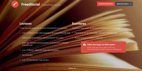 Descargar libros gratis en formatos pdf y epub. 25 Páginas para descargar libros gratis en PDF, ePub y otros formatos | Paginas para leer libros ...