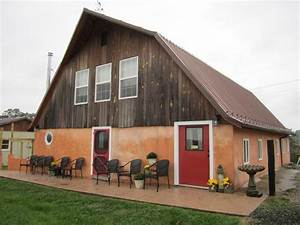 20 fabulous barns you39d actually want to live in With barn wood builders