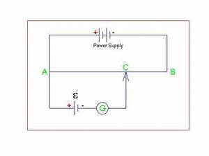 Potentiometer   How That Balancing Point Is Reached