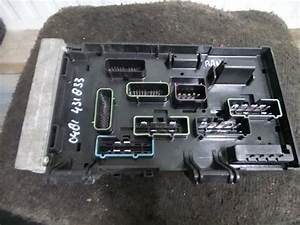 Used Chrysler Voyager Fuse Box