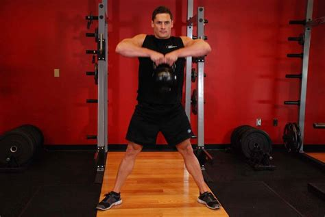 pull kettlebell sumo exercises exercise enlarge