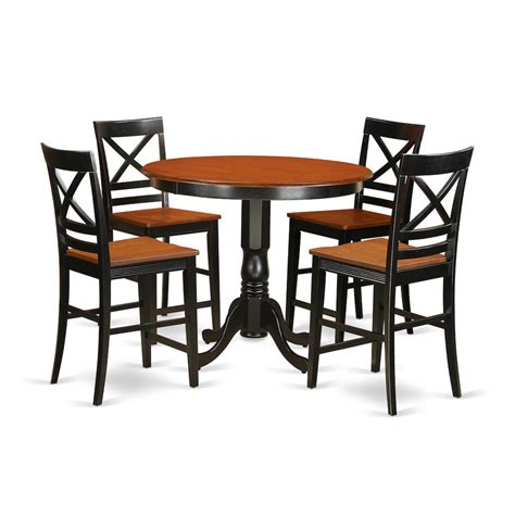 pc counter height dining set small kitchen table