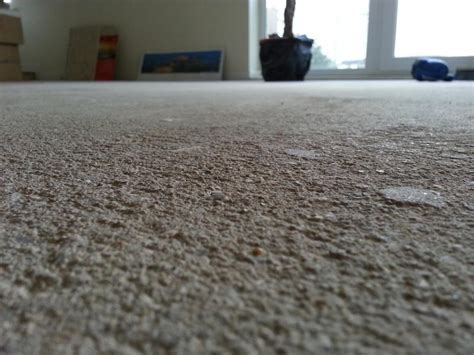 Sealing dusty concrete floor and epoxy treatment   DIYnot